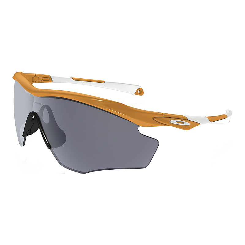 e917199ad6 Oakley M2 Frame XL Sunglasses- Atomic Orange with Grey Lenses ...