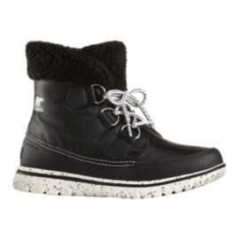 Sorel Women's Cozy Carnival Winter Boots - Black