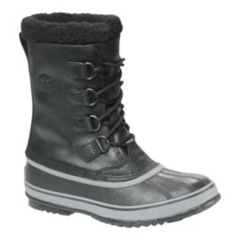Sorel Men's 1964 Pac T Winter Boots - Black/Grey