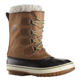 Sorel Men's 1964 Pac Nylon Winter Boots - Brown/Black