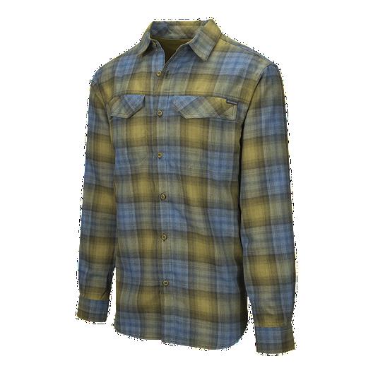 ad0e2e64439 Columbia Silver Ridge Flannel Men's Long Sleeve Shirt   Sport Chek
