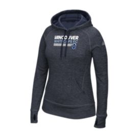 Vancouver Whitecaps Team pattern Women's Bar Hoodie