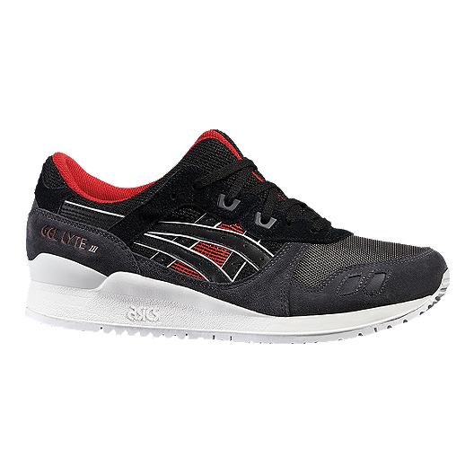 separation shoes 0dd2a 199cb ASICS Men's GEL-Lyte III Shoes - Grey/Navy | Sport Chek