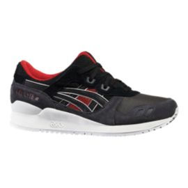 ASICS Men's GEL-Lyte III Shoes - Grey/Navy