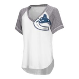 Vancouver Canucks The Closer V Neck Women's Top