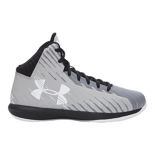 23b039cc868 Under Armour Jet Kids  Grade-School Basketball Shoes