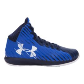 Under Armour Jet Kids' Grade-School Basketball Shoes