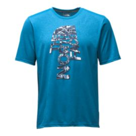 The North Face Fractured Reaxion Men's Short Sleeve Tee