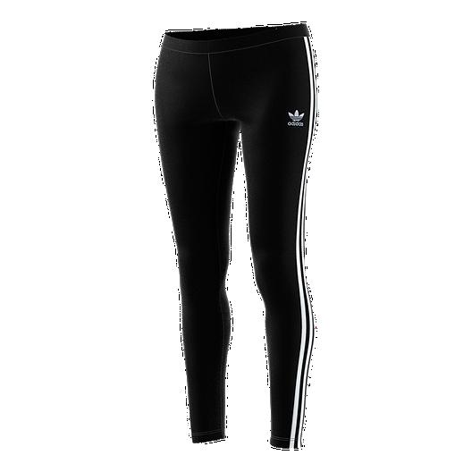 8acd312dcf445 adidas Originals 3 Stripes Women s Leggings