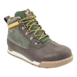 Forsake Men's Duck Casual Boots - Brown/Forest