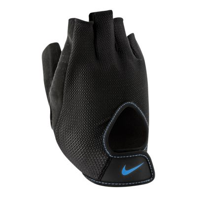 Nike Women's Fundamental Training Gloves - Black/Blue