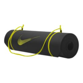 Nike Training Mat - Black/Volt