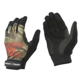 Reebok Crossfit Men's Training Gloves - Green/Black