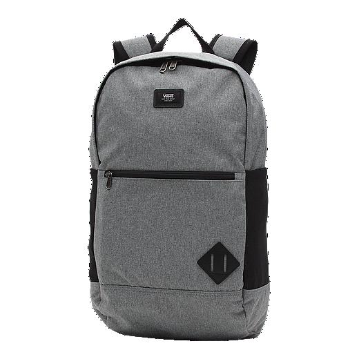 043756fa0f8 Vans Van Doren III Backpack - HEATHER SUITING