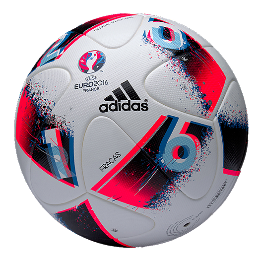super popular new cheap many fashionable adidas Euro 16 Official Match Soccer Ball - White/Bright ...