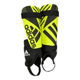 adidas Ghost Club Shin Guards - Solar Yellow