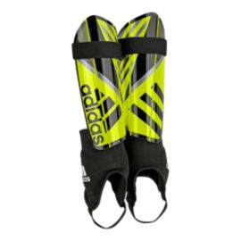 adidas Ghost Reflex Shinguards - Solar Yellow/Black