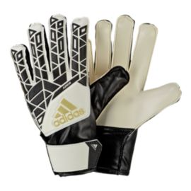adidas Ace Junior Goalkeeper Gloves - White/Black