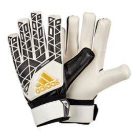 adidas Ace Training Goalkeeper Gloves - White/Black