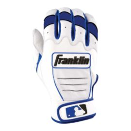 Franklin CFX Pro Batting Glove - Pearl/Royal