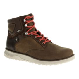 Merrell Men's Epiction Mid Waterproof Casual Boots - Brown