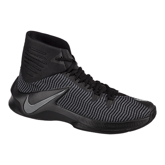 best loved d171d ac550 Nike Men s Zoom Clear Out Basketball Shoes - Black   Sport Chek