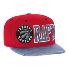 Toronto Raptors Surface Snapback Hat