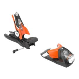 LOOK SPX 12 Dual WTR B120 Ski Bindings Black/Orange