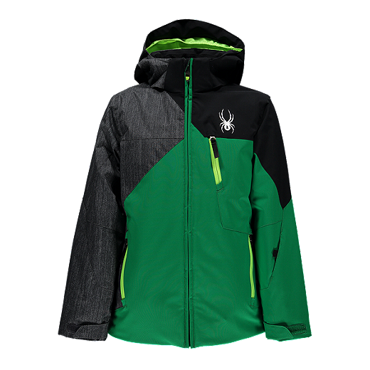 096b065fe Spyder Boys' Ambush Insulated Jacket | Sport Chek
