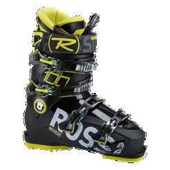 Rossignol Alias 100 Black Yellow Men s Ski Boots 2016 17  47e14b2c0eaac