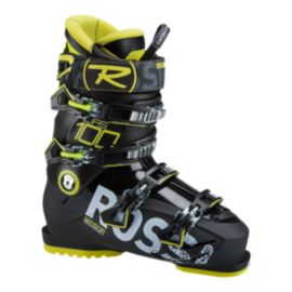 Rossignol Alias 100 Black/Yellow Men's Ski Boots 2016/17