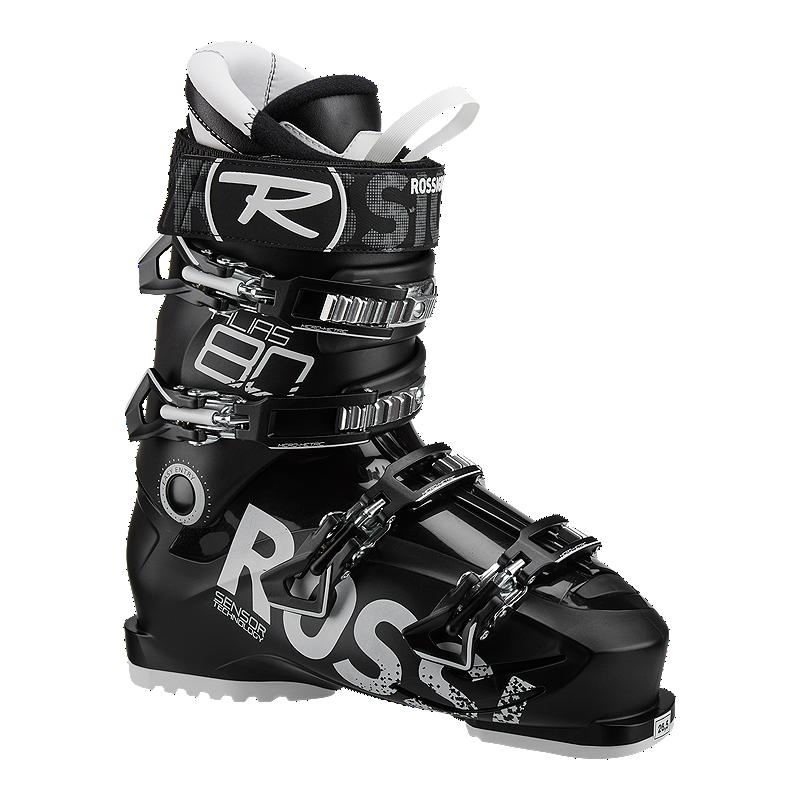 Rossignol Alias 80 Men s Ski Boots 2017 18 - Black  353deb286d4ee
