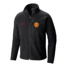 Manchester United Fast Trek II Full Zip Fleece Jacket