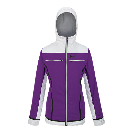 92e4376ffab Helly Hansen Belle H2Flow Women's Insulated Jacket - sunburned purple 107