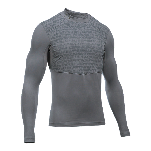 3d4f7e37bdb Under Armour ColdGear® Armour Insulated Men s Long Sleeve Mock Compression  Top