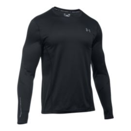 Under Armour ColdGear® Infrared Grid Men's Long Sleeve Fitted Top