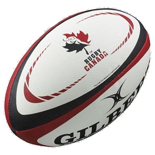 Gilbert Canada Replica Rugby Ball Sport Chek