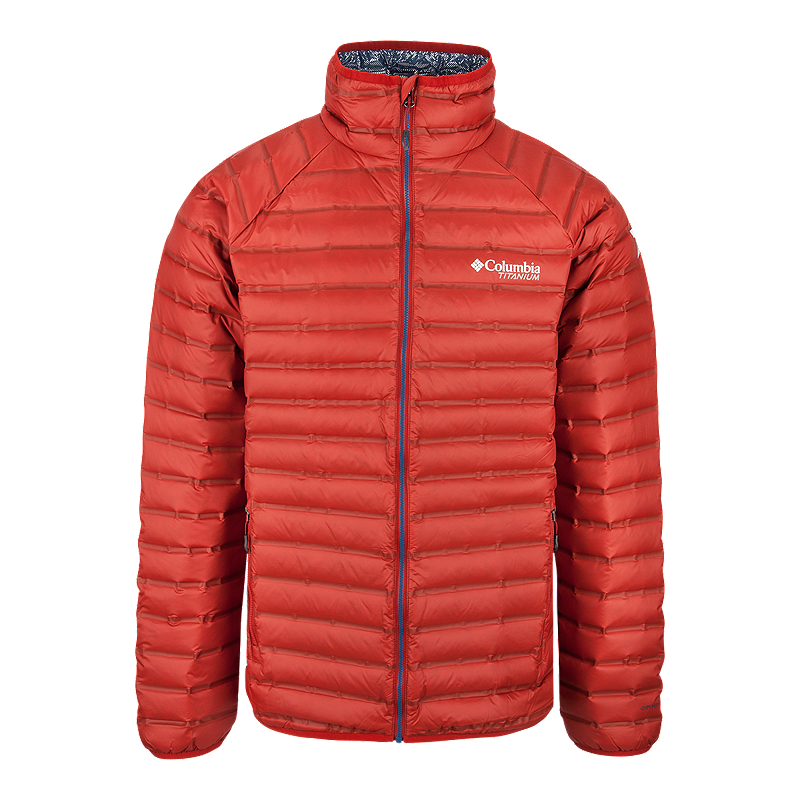 Columbia Titanium Compactor Men's Down Jacket | Sport Chek
