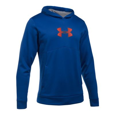 Under Armour Storm Armour New UA Logo Men's Pullover Hoodie