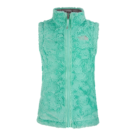1f08038ed The North Face Girls' Reversible Mossbud Swirl Vest