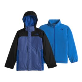 The North Face Boys' Vortex Triclimate Winter Jacket