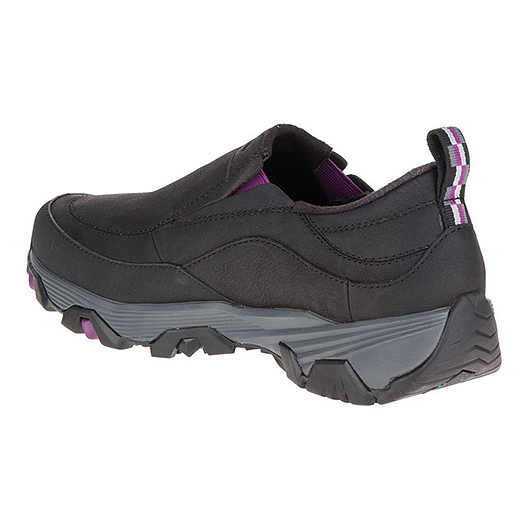 fb2461b884 Merrell Women's Coldpack Ice Waterproof Moc Casual Shoes - Black