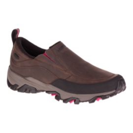 Merrell Women's Coldpack Ice Waterproof Moc Casual Shoes - Brown