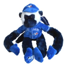 Toronto Blue Jays Plush Jersey Monkey