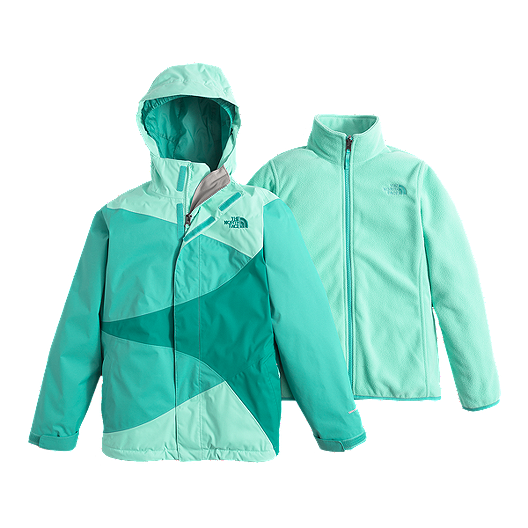 6dfdd538c84b The North Face Girls  Mountain View Triclimate Winter Jacket