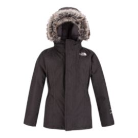 The North Face Girls' Greenland Down Parka Jacket