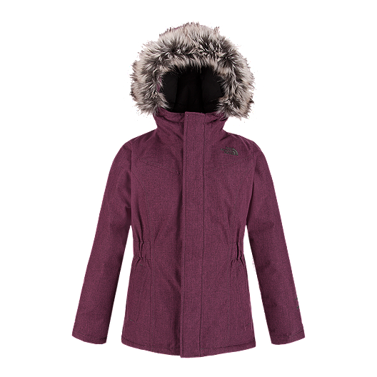 e23d1d243 The North Face Girls  Greenland Down Parka Jacket