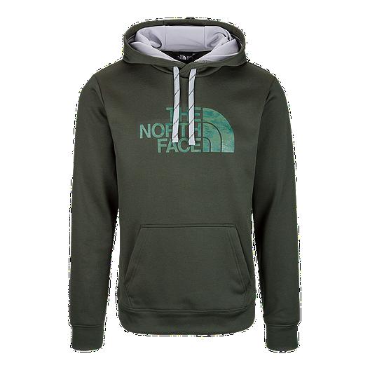 9f0709622 The North Face Surgent Half Dome Camo Men's Pullover Hoodie | Sport Chek