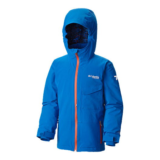 348835cf53e Columbia Boys  Titanium Empowder Omni-Heat™ Insulated Winter Jacket ...