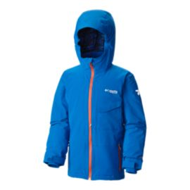 Columbia Boys' Titanium Empowder Omni-Heat™ Insulated Winter Jacket